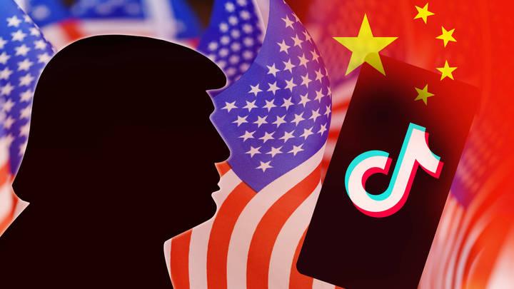 Вот до чего TikTok доводит: Трамп и Помпео задушевно спели о любви к Китаю