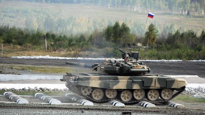 Вьетнам получил 32 российских танка Т-90С