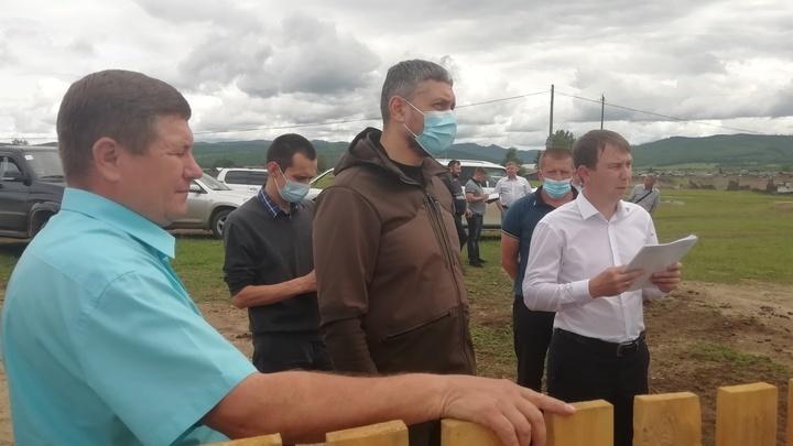 Суд оштрафовал главу Тунгокоченского района, отстранив его от должности