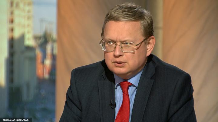Делягин подсказал, как использовать во благо кокаин с лого «Единой России»