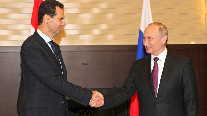 Для США настало время убраться из Сирии