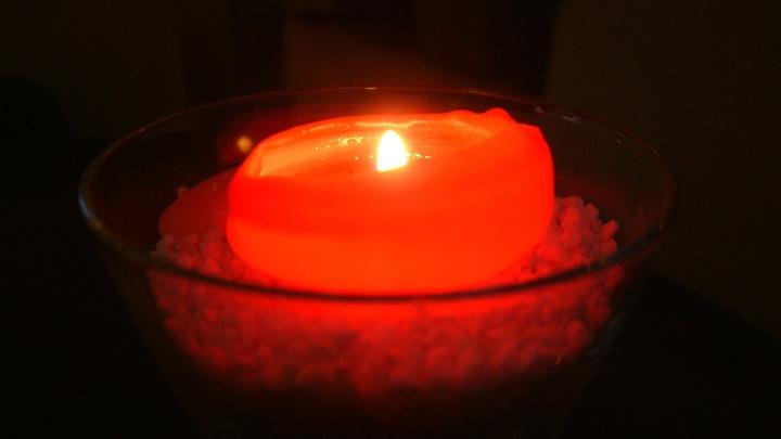 Свеча памяти, зажженная в Елоховском соборе, установлена в Музее Победы