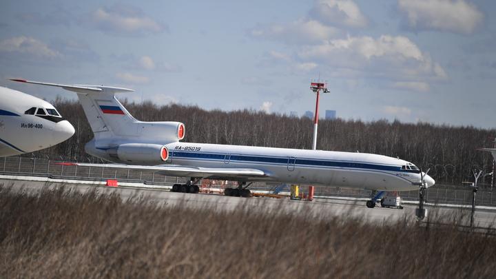 Воу, полегче! Совершившему последний рейс пенсионеру Ту-154 предсказали ещё 20 лет в строю