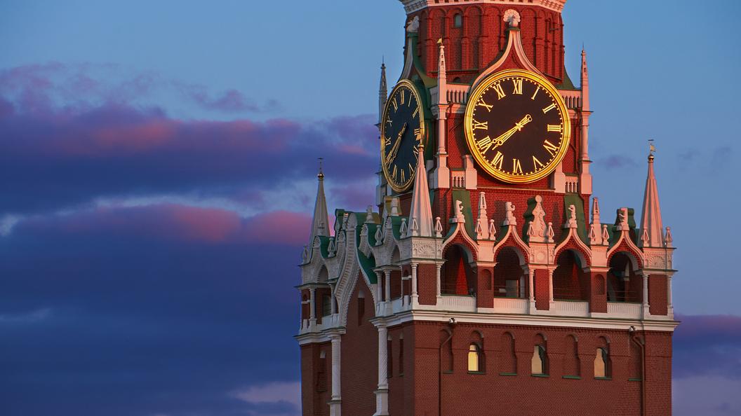 Путин приветствовал участников фестиваля Спасская башня