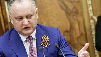 Игорь Додон: НАТО с православием не вяжется