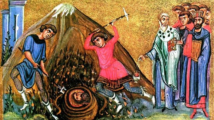 Великая святыня. Третье обретение главы Иоанна Крестителя. Церковный календарь на 7 июня