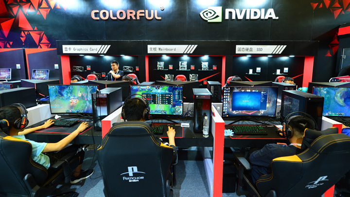 Игра по-взрослому: Киберспорт становится доходным бизнесом