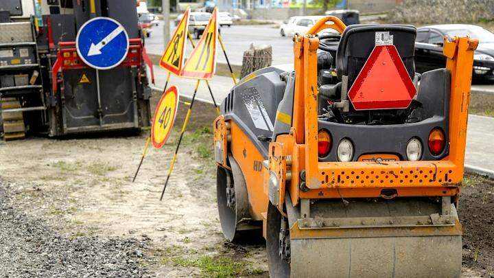 Почти 2 млн квадратных метров дорог отремонтируют в Новосибирске