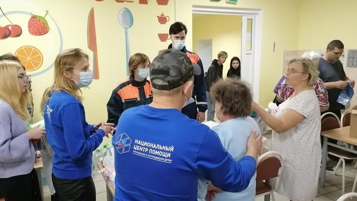 В первую ночь люди просто не спали: Волонтёры рассказали о помощи после взрывов под Рязанью