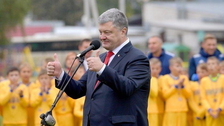 Порошенко: Наши депутаты оскорбили русских журналистов, и это правильно
