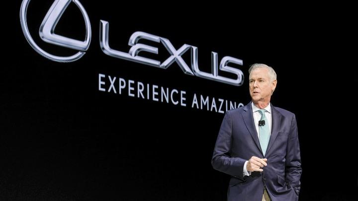 Новая концепция роскоши: Lexus выпустил первый тизер модели LF-1