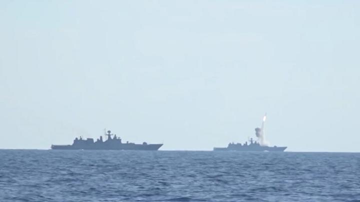 Борьба с терроризмом: Русские корабли будут нести постоянную вахту в Средиземном море
