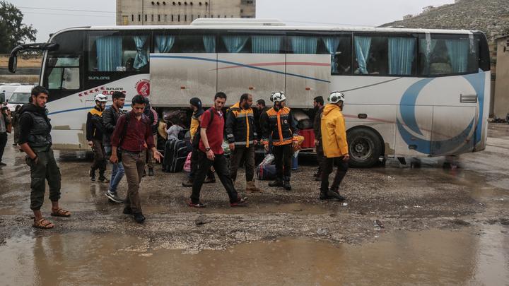 «Они хорошо выполняют свою работу»: Госдеп вступился за добровольцев «Белых касок»