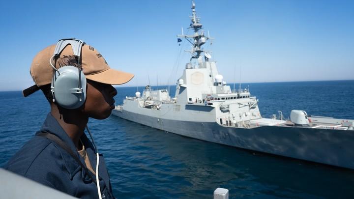 Не ожидали: Корабли НАТО внезапно получили жёсткий отпор от России в Чёрном море