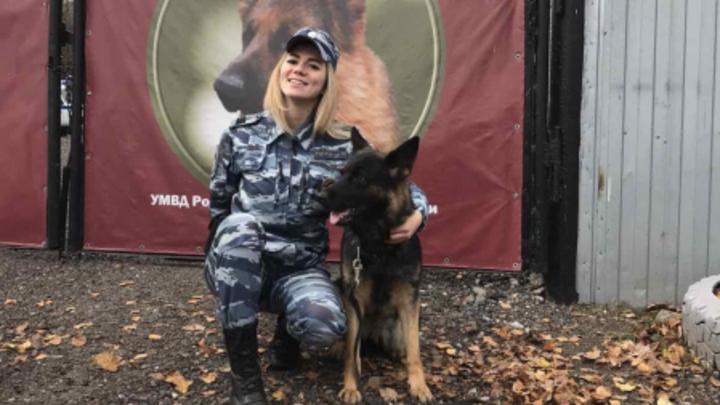 Полицейская овчарка Юрмала раскрыла дачную кражу за пару часов