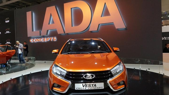 Топ-5: Российская Lada Vesta почти уделала корейца