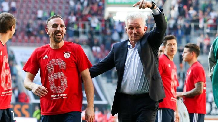 Бавария выиграла чемпионат Германии шестой раз подряд