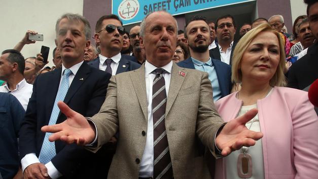 Оппозиция Турции признала победу Эрдогана