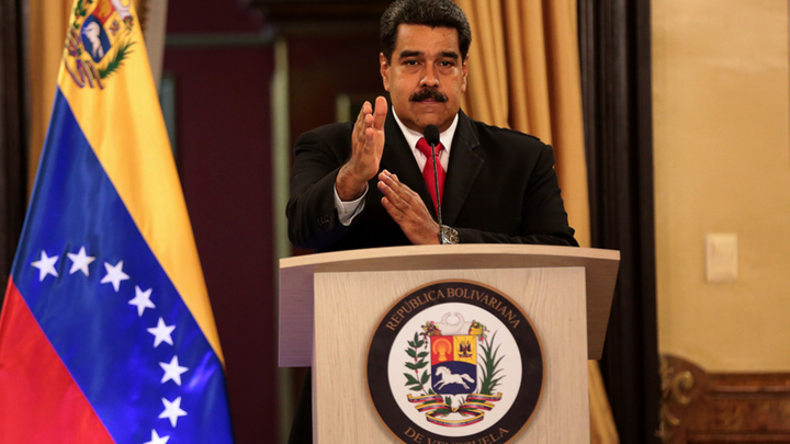 Мадуро предложил венесуэльцам досрочно обновить парламент