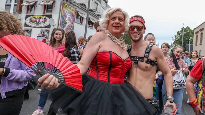 Даже своих не жалеют: парень, заявивший, что трансвеститы не для детей, погиб спустя день после акции