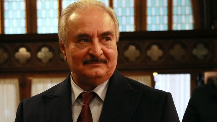 Маршал Хафтар отверг посредничество Турции в Ливии - Аль-Хадат