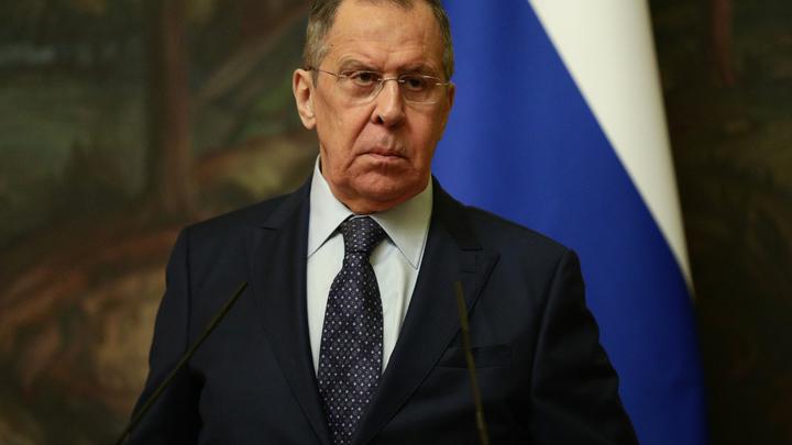 Гнев Сергея Лаврова уместился в восьми словах: Знаете...