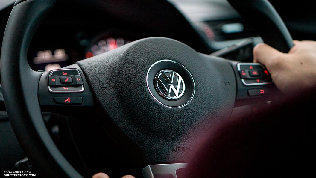 VW начал переговоры с«Газпромом» посозданию газовых машин