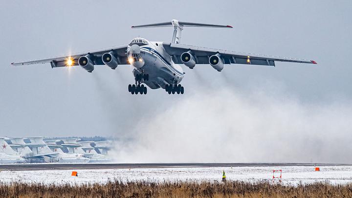 Несмотря на санкции в Минск впервые почти за 4 месяца прилетел самолёт из Швейцарии