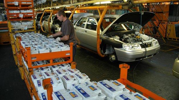 АвтоВАЗ повысит зарплаты сотрудников в Тольятти на 6,9%