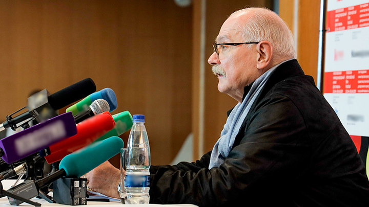 Никита Михалков поимённо назвал предателей: Это уже беда