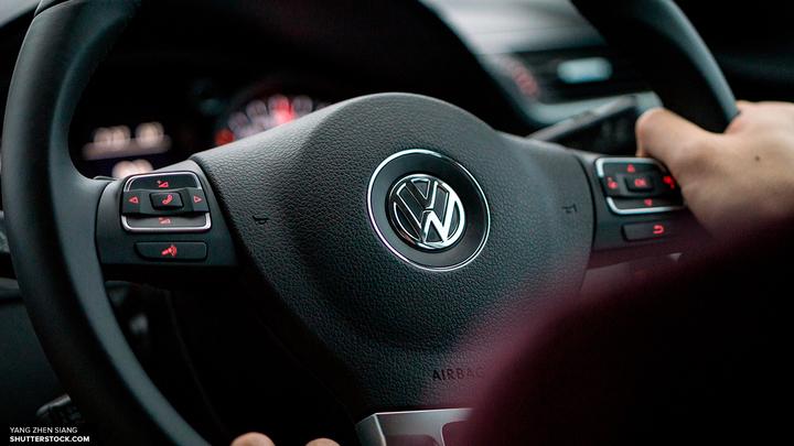 Volkswagen снял с конвейера в Калуге внедорожник Touareg