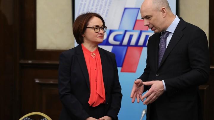 Рублю ничего не угрожает… Кроме Минфина и ЦБ: Игру Силуанова и Набиуллиной раскрыл экономист