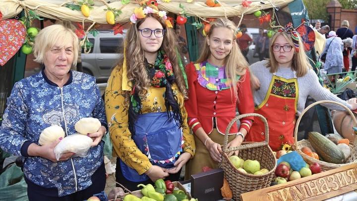 В Подмосковье начали работать сезонные ярмарки овощей