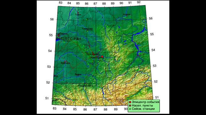 В Кузбассе очередное землетрясение вызвало взрыв на угольном разрезе