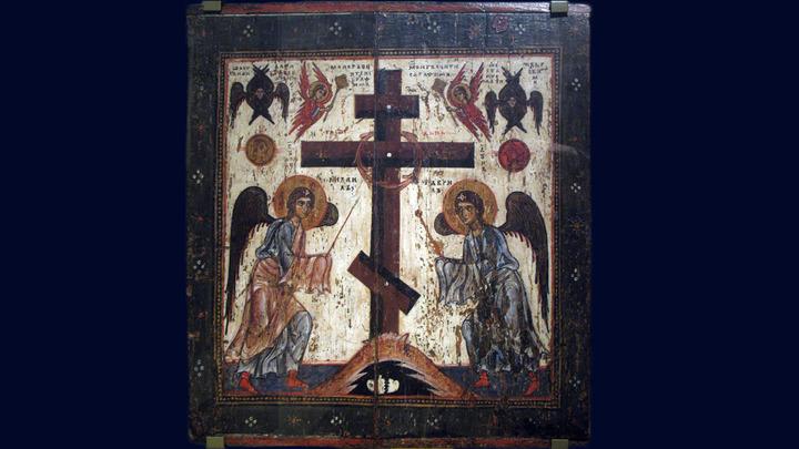 Неделя Крестопоклонная. Православный календарь на 11 марта