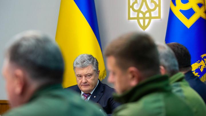 Украинские «заморозки» закончатся «Русской весной»