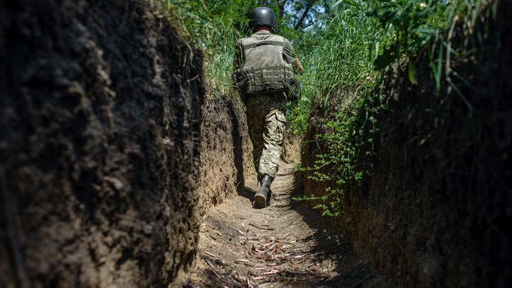 После провокации на границе России украинцы ударили по Донбассу