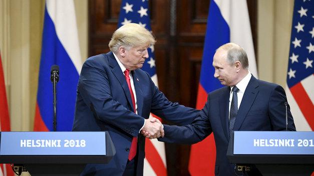 Не макаронина: Трамп похвастался, что начинал разговор с Путиным с «позиции силы»