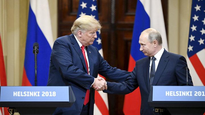 Трамп похвастался, что начинал разговор сПутиным с«позиции силы»— Немакаронина