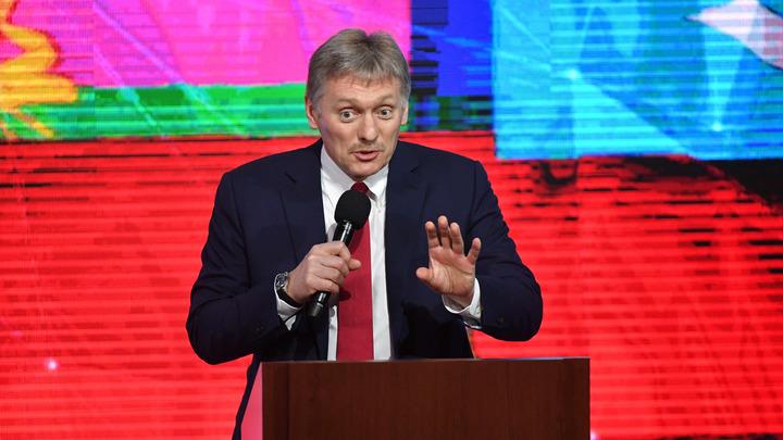 Личного участия не принимает, но...: Песков раскрыл роль Путина в обмене пленными в Донбассе