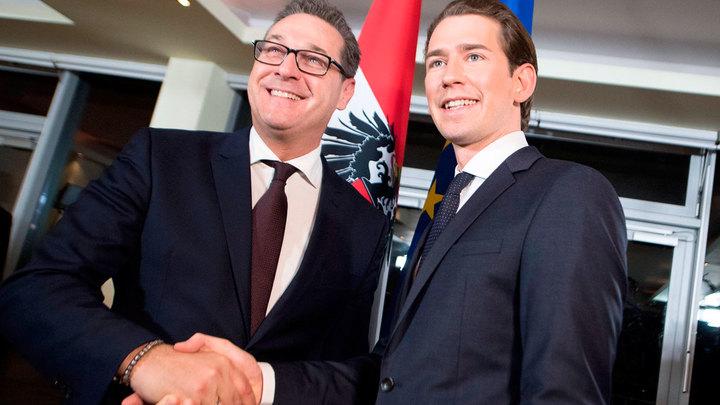 Австрия стала мостом между Западом и Россией