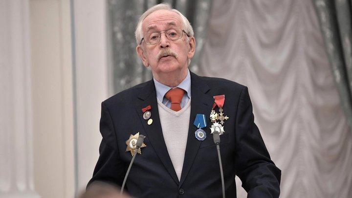 Суд не поверил внебрачному сыну Василия Ливанова