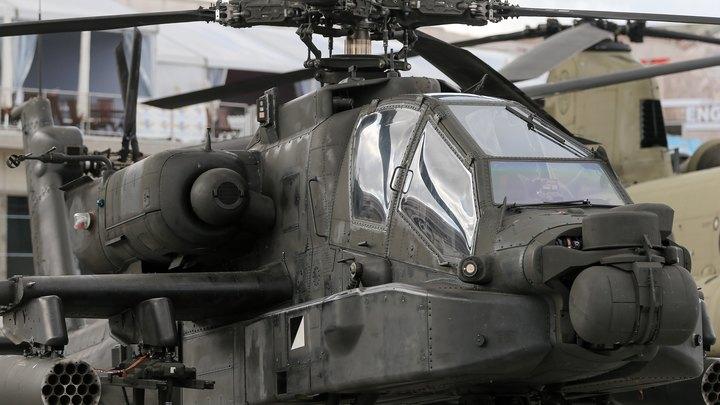 После крушенияApache в Израиле запрещены все полеты боевых вертолетов
