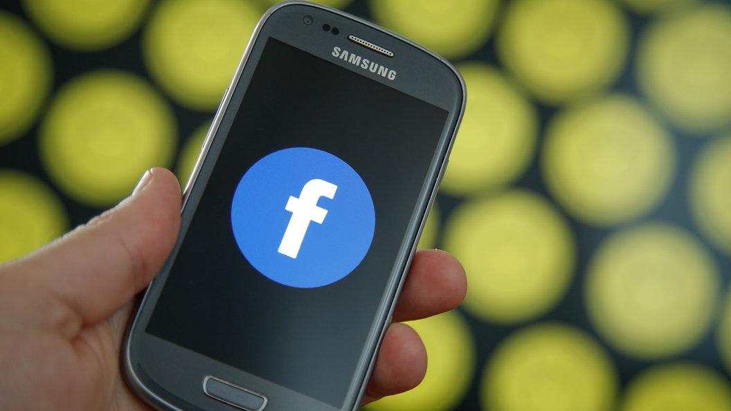 Создатели  социальная сеть Facebook  анонсировали новый дизайн мобильного приложения