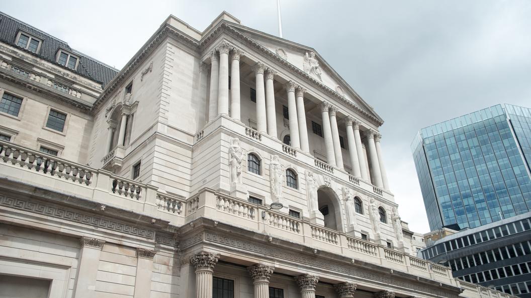 Работники  Банка Британии  впервый раз  заполвека устроили забастовку