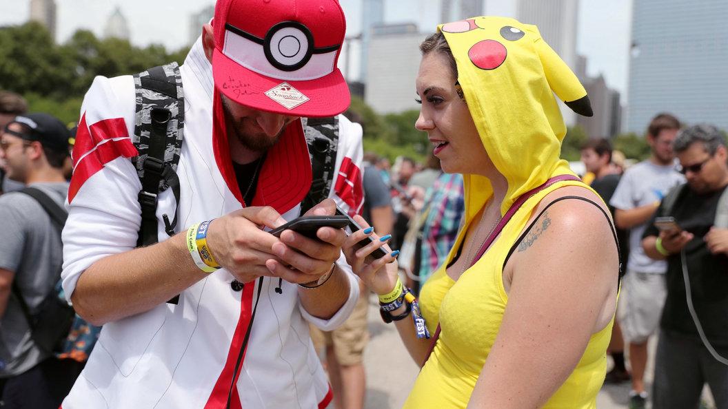 ВСША из-за технического сбоя был сорван фестиваль PokemonGO Fest