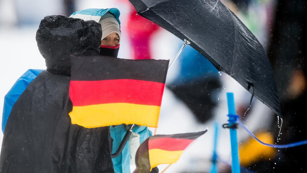 Германия проинформировала о завершении утилизации химикатов изЛивии