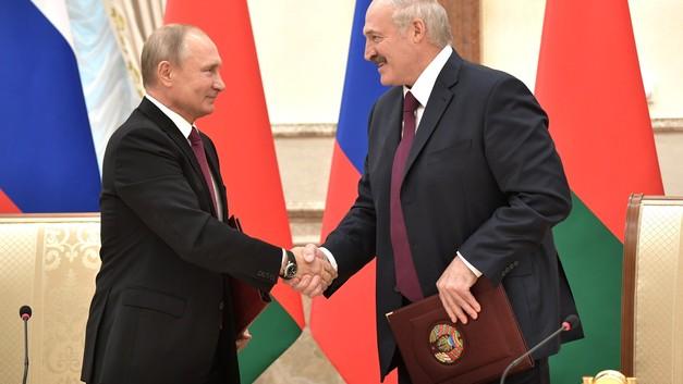 Путин посмотрит финал ЧМ-2018 в компании Лукашенко