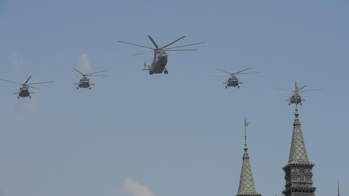 Из Москвы в область за 15 минут: В столице запустят вертолётное такси