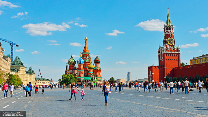 На День РоссииGoogle опубликовал первый в истории русский дудл